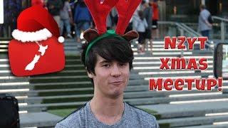 NZ YouTuber Xmas Meetup! | FishyCustard