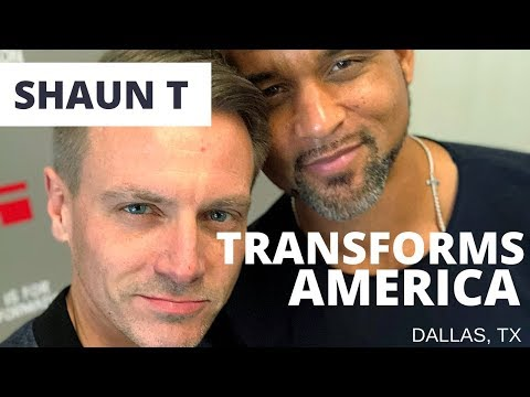 Shaun T Transforms America Event from creator of Insanity  - Dallas, TX