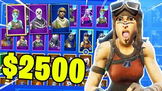 My $2500 Fortnite Account (EXPENSIVE)