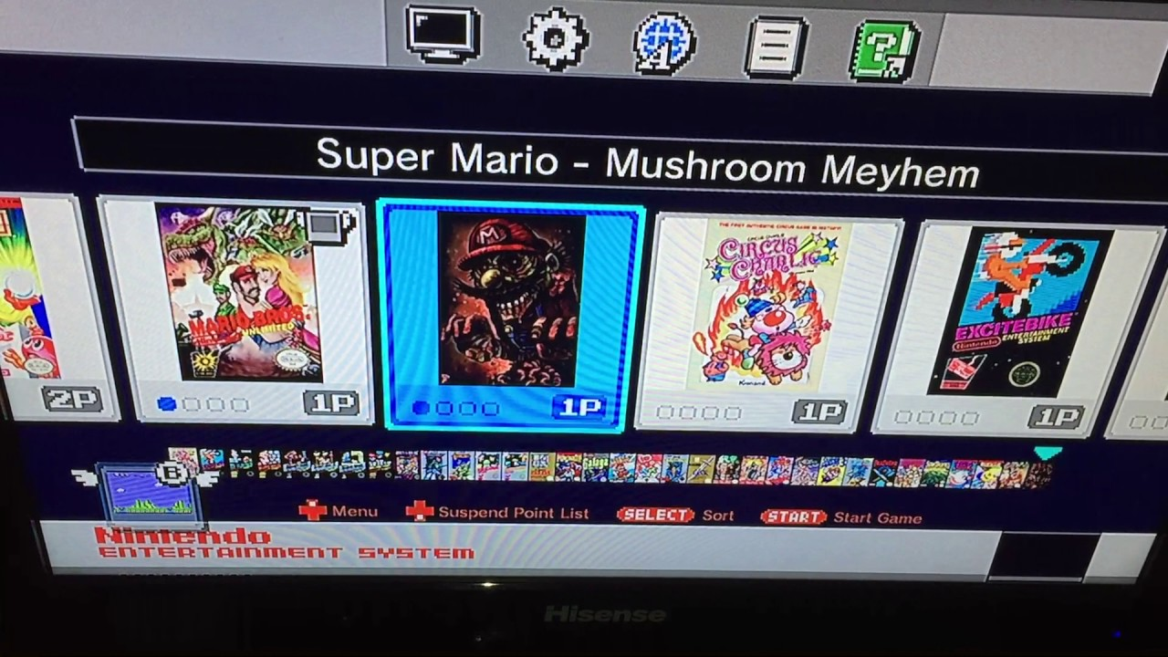 how to make a nes rom