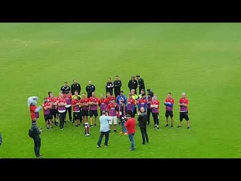 kfc-uerdingen-1905-westdeutscher-meister-2018-spontane-meisterfeier-im-stadion