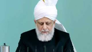 (Bengali) Friday Sermon 22nd April 2011 Truth, Faith, Righteousness and Obedience