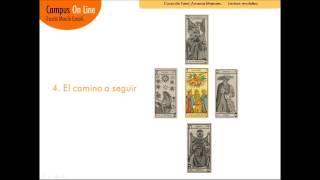 Aprender tarot. Tirada Evolutiva o lectura evolutiva