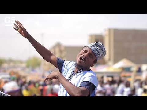 DAN SAHU Official Video by Nazir M. Ahmad (Sarkin Waka) abuja