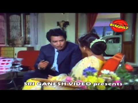 Thayiya Nudi kannada Movie Dialogue Scene  Kalyankumar, Aarathi