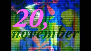 20,november ~Hardhouse mix~ / dj nagureo