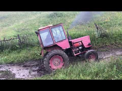 Оффроад в тракторах | Сравнение Тракторов т 16 или т 25
