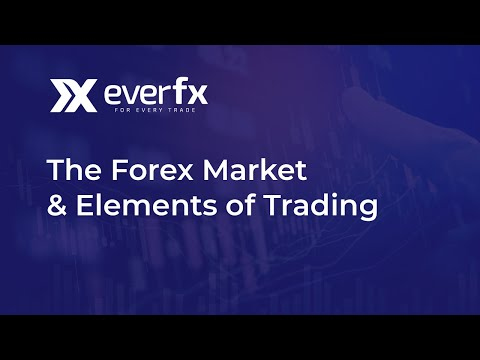 The forex market & elements of trading