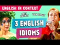 Learn 3 COMMON ENGLISH IDIOMS With Examples | Have A Ball, Meet Halfway, Talk Turkey