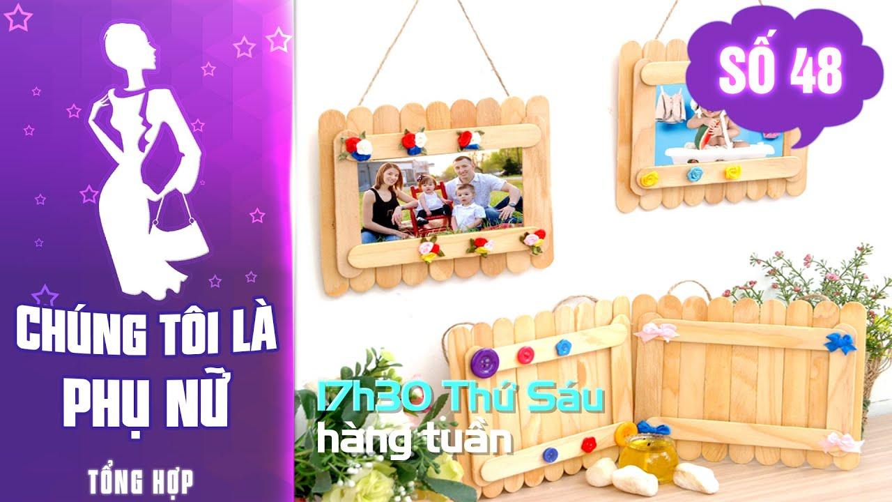 Cách làm khung ảnh handmade đẹp mà độc   YOUTV
