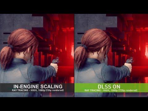 NVIDIA Details New DLSS Technique in Control, Explains How