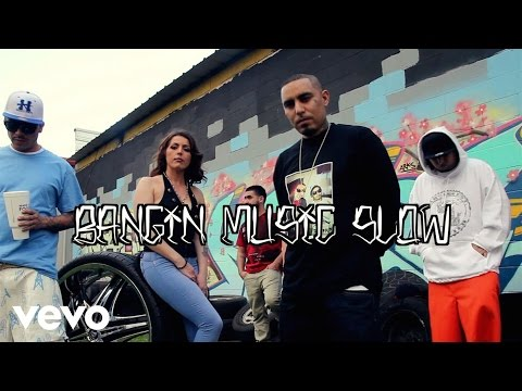 Carolyn Rodriguez - Bangin Music Slow ft. Low G, Lucky Luciano