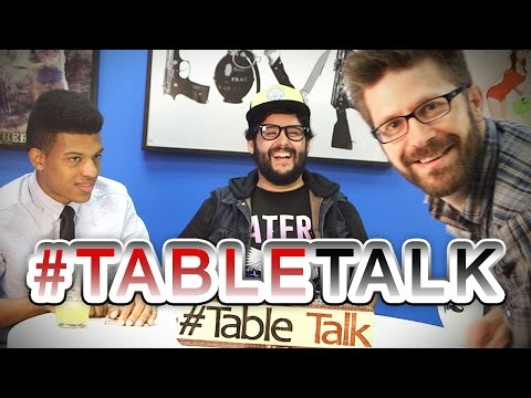 The Dumb and the Dangerous on #TableTalk!