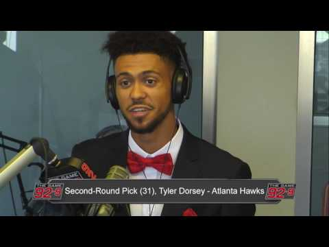 2017 Atlanta Hawks Rookies on The Midday Show on 92-9 the Game
