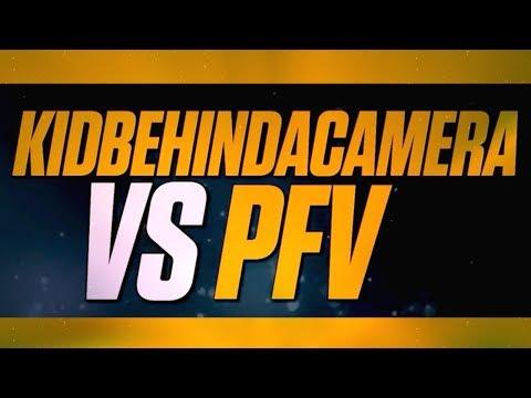 THE RAP BATTLE! KIDBEHINDACAMERA vs PFV