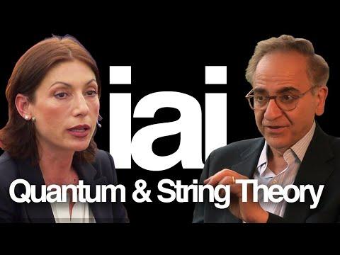 Quantum Mechanics And String Theory | Gerard 't Hooft, Cumrun Vafa, And More