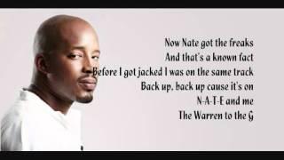 Warren G & Nate Dogg - Regulate (Explicit Lyrics on screen)