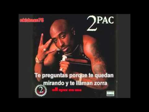 Tupac - wonder why they call you bitch Subtitulada Traducida