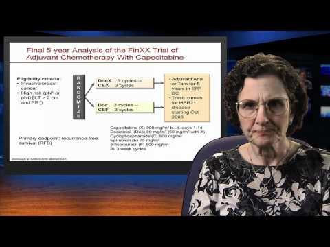 Headline News in Breast Cancer with Dr. Joyce O'Shaughnessy
