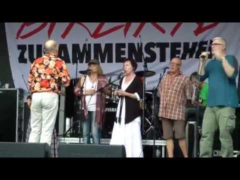 Das KlangDrangOrchester Köln auf dem Birlikte/Kölner Elf-Fest – Teil 1
