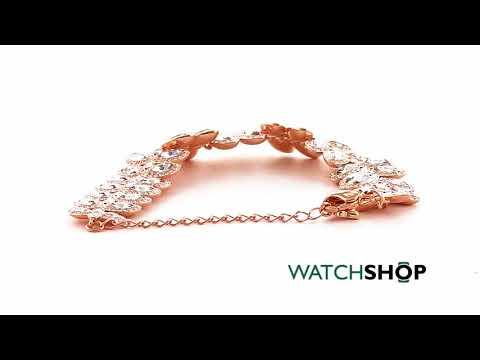Swarovski Jewellery Jewellery Ladies' Rose Gold Plated Baron Bracelet (5350618)