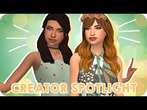 CC CREATOR SPOTLIGHT - NOLAN SIMS | Sims 4 CC Showcase + LINKS