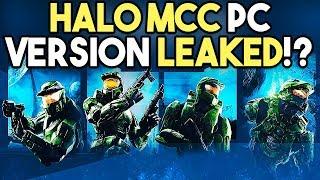 HALO MCC PC VERSION LEAKED!?
