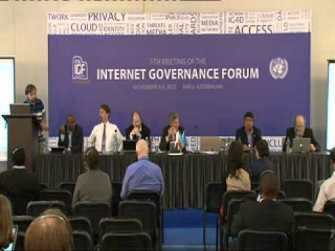 IGF2012- WS 113 - DNSSEC for ccTLDs: Securing National Domains