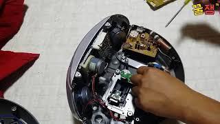 Philips/필립스 카세트 CD 트랙모터 움직이않네요…