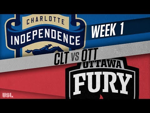 Charlotte Independence vs Ottawa Fury FC: March 17, 2018