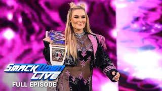 WWE SmackDown LIVE Full Episode, 22 August 2017