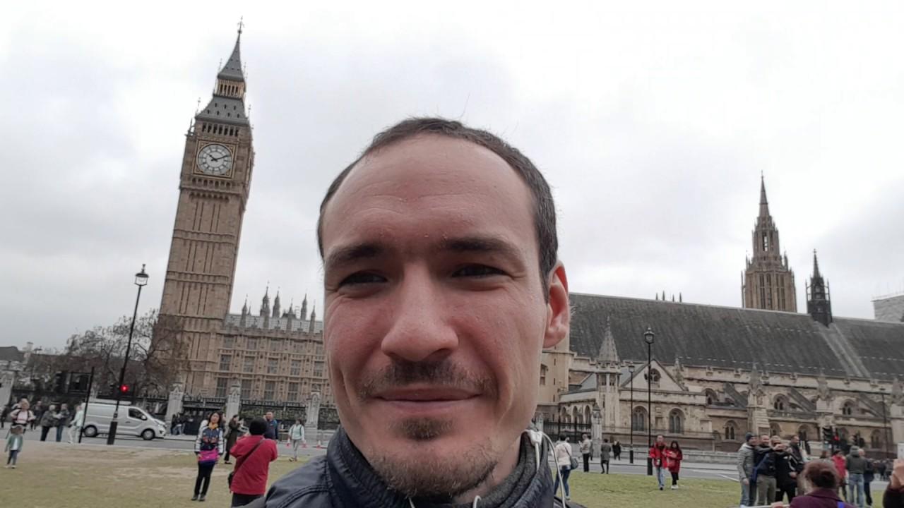 Репортаж из Лондона. Впечатления от поездки
