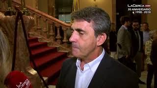 Entrevista a Victorino Martín - Ganadero - Presidente Fundación Toro de Lidia - 25- 04- 18