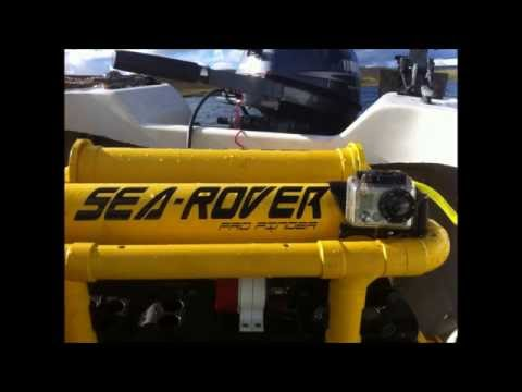Lost GoPro Recovered With Homebuilt ROV
