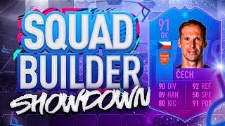 ITANI'S LAST SQUAD BUILDER SHOWDOWN!!! END OF ERA CECH!!! Fifa 19 Squad Builder Showdown
