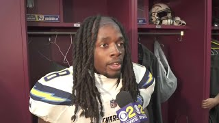 Chargers Post-Game Interview: Melvin Gordon