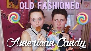 Trying Old Fashioned American Candy! | Stila by Stella