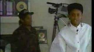 Eazy-E at Home Interview w/Dee Barnes