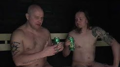 Rauta goes sauna at Steelfest 2019 [RANDOM]