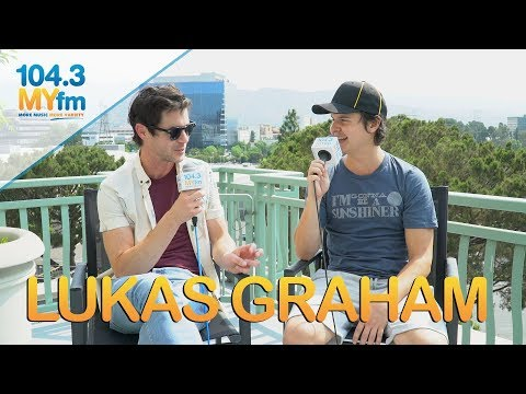 Lukas Graham Talks Being A Father, New Album, 'Love Someone' & More!