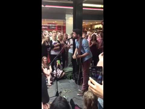 I Hate - Passenger (Busking in Rundle Mall, Adelaide)