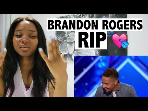 Thumbnail: Brandon Rogers - America's Got Talent 2017 - Reaction!