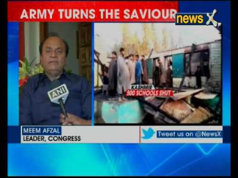 Army launches 'school chalo' campaign in Jammu and Kashmir, encourages teachers to hold classes