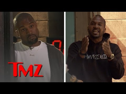 Kanye Wests Rant In TMZ Office Extended Cut  TMZ