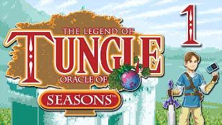 The Legend of Zelda: Oracle of Seasons (Part 1)