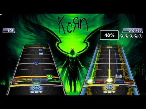 (Phase Shift) KoRn - Let's Do This Now (Expert+ Drums/Guitar) [10]