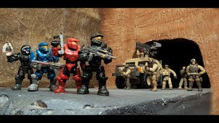 Call Of Duty vs Halo: Capitulo 4  | Mega Construx