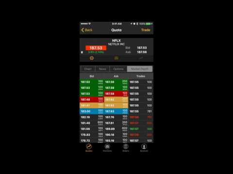 Sterling Trader® Mobile From Sterling Trading Tech