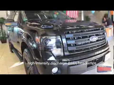 2014 ford f 150 tremor at rusty eck ford youtube. Black Bedroom Furniture Sets. Home Design Ideas