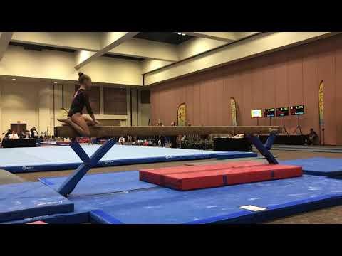 Audrey Jackson Beam 2020 Palm Springs Cup